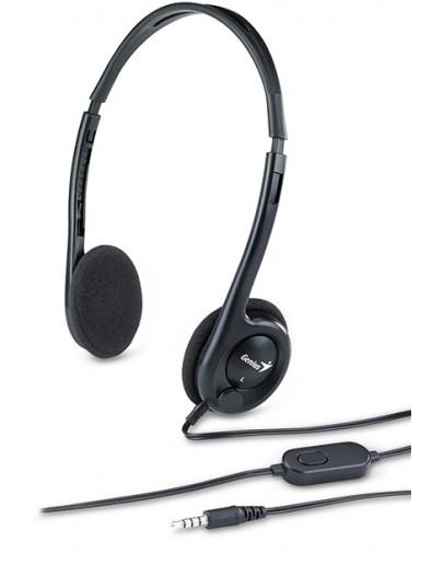 Genius Lightweight PC Headset HS-M200C