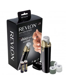 REVLONE Shine Addict Nail Buffer Shinny Nails in Seconds
