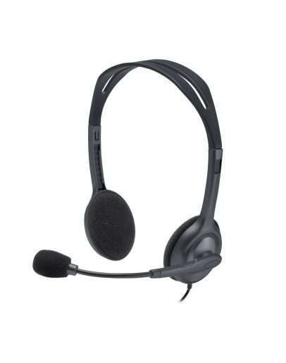 Logitech H111 black