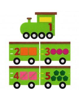 لعبة منتسوري - قطار