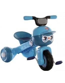 دراجة أطفال- أزرق