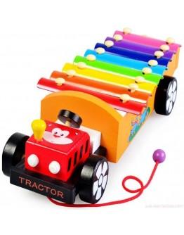 لعبة سيارة بيانو
