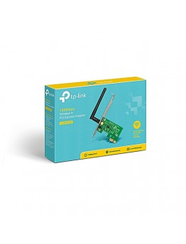 150Mbps Wireless N PCI Express Adapter محول بي سي اي اكسبرس من تي بي لينك