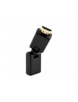 HDMI Adapter Male to Female 360 Degree cable Adapter - اتش دي ام اي دوار 360 درجة Female to Female