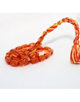 مسباح بكلايت برتقالي كركوشة تفصيل
