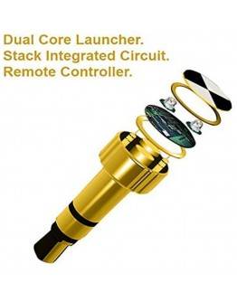 الزر الذكي الذي يحول هواتف الايفون الي ريموت كنترول وتحكم باي شئ - الذهبي