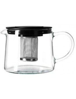 إبريق شاي زجاجي - حجم 0.6 لتر