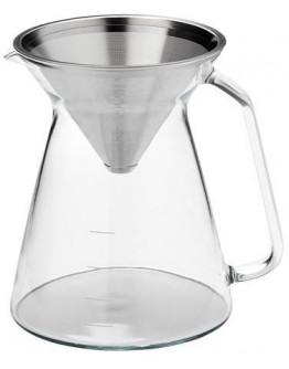 صانعة القهوة  - حجم 0.6 لتر
